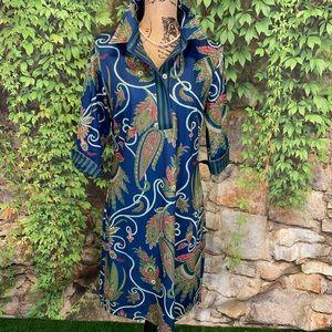 GRETCHEN SCOTT Tunic Knit Dress, M